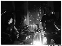 Black Shape Of Nexus live at JUZ-Mannheim
